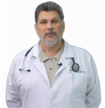 CARLOS GUTIERREZ, M.D.